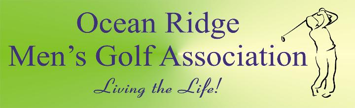 Ocean Ridge Men's Golf Association